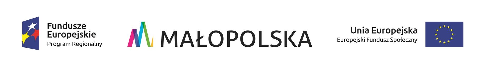 Logo Funduszy Eurpejskich - Program Regionalny