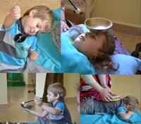 Przykład terapii dźwiękiem